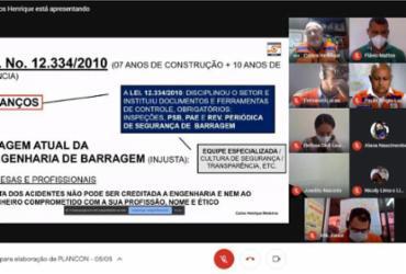 Sudec orienta municípios sobre Plano de Contingência contra inundação das barragens | Divulgação