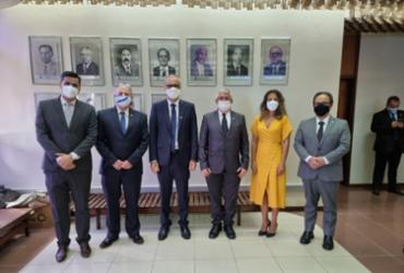 Delegação da embaixada de Israel visita Salvador para discutir parcerias | Divulgação