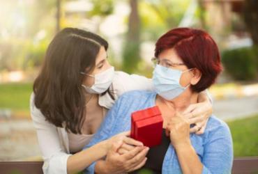 Alerta no Dia das Mães: cuidados devem ser mantidos para combater o coronavírus | Reprodução