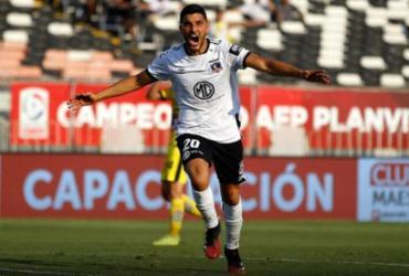 Atacante argentino estaria na mira do Bahia, diz jornal | Divulgação | Colo-Colo