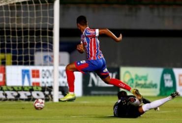 Bahia vence o Jacuipense e garante classificação na semifinal | Felipe Oliveira | EC Bahia