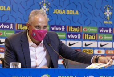 Tite convoca seleção para enfrentar Equador e Paraguai | Divulgação | CBF