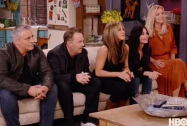 Episódio com reunião do elenco de 'Friends' ganha primeiro trailer completo | Reprodução | HBO Max