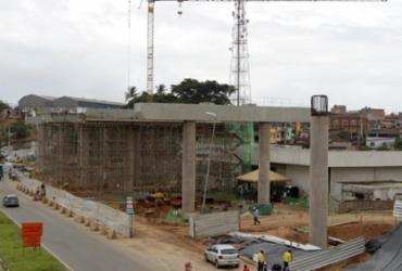 Obras do metrô mudam acesso de passageiros na Estação Pirajá | Fernando Vivas | GOVBA