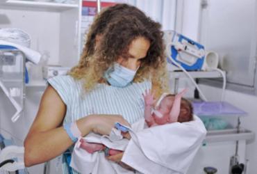 Hospital Roberto Santos faz campanha de doação de leite humano para reabastecer estoques | Mateus Pereira I GOV-BA