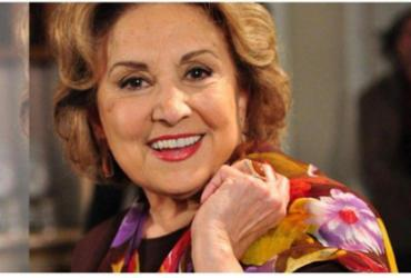 Eva Wilma é diagnosticada com câncer no ovário e segue na UTI | Reprodução