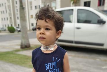 Família pede ajuda para custear tratamento de criança com doença rara | Acervo Pessoal