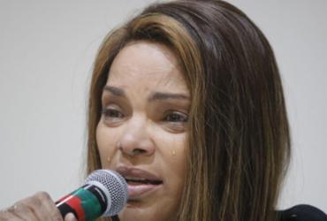 Flordelis diz ao Conselho de Ética que marido ficava com 60% de seu salário | Fernando Frazão | Agência Brasil