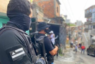 Foragido da Justiça por homicídio é preso em Teixeira de Freitas
