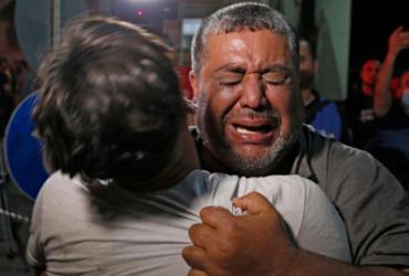Número de mortos em Gaza sobe para 83; ; Israel anuncia conter violência | AFP