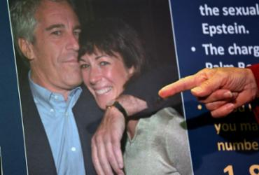 Julgamento de ex-namorada de Jeffrey Epstein é adiado | AFP