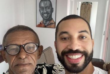 Gil do Vigor reencontra o pai pela primeira vez após o BBB21 | Redes Sociais I Instagram