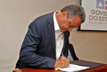 Governo celebra assinatura de novos consórcios para o meio ambiente | Divulgação | GOV-BA