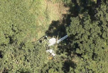 Helicóptero com 4 pessoas a bordo cai em Belo Horizonte | Reprodução I Globocop