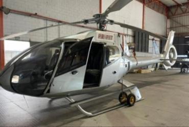 Helicóptero que pertencia a André do Rap é incorporado à frota da polícia de SP | Reprodução | Twitter