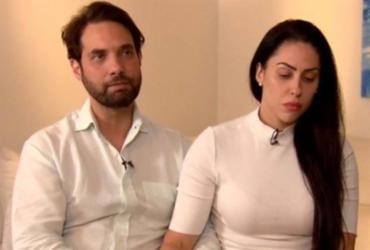 Jairinho enforcou Monique dias antes da morte de Henry, diz babá em mensagem | Reprodução | Record TV