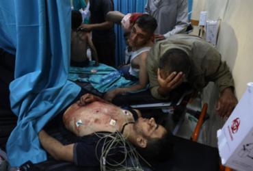 Disparos de foguetes e mortes após um novo dia de violência em Jerusalém | Mohammed Abed | AFP