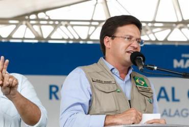João Roma participa da entrega de 500 casas a famílias de baixa renda em Salvador nesta quinta | Alan Santos/PR