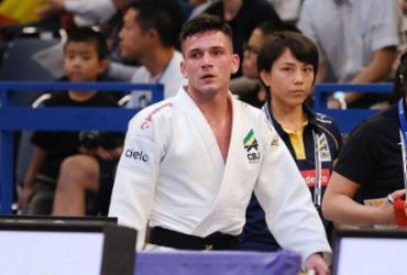 Judô brasileiro tropeça no 1º dia do Grand Slam de Kazan, na Rússia | Roberto Castro | rededoesporte.gov.br
