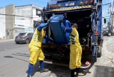 Pandemia faz produção de lixo aumentar 10% em Salvador, revela presidente da Limpurb | Jefferson Peixoto | Secom
