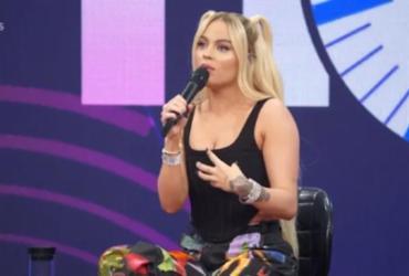 Luísa Sonza revela que já cursou Direito: 'Fiz duas semanas' | Reprodução | TV Globo