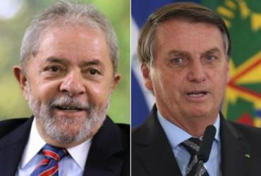 Pesquisas sinalizam que 2022 vem aí com Lula e Bolsonaro na ponta | Ricardo Stuckert | Instituto Lula e Fábio Rodrigues Pozzebom | Agência Brasil