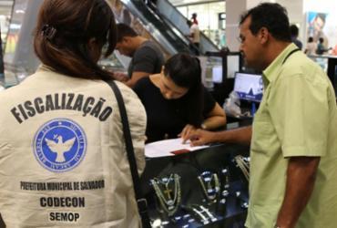 Dia das Mães: fiscalização em Salvador vistoria quase 90 estabelecimentos | Divulgação