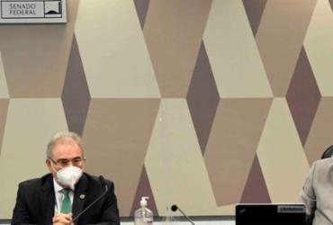 CPI da Covid: Queiroga diz que não há consenso amplo a respeito da Sputinik V |