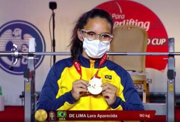 Brasil fatura ouro e bronze no halterofilismo paralímpico, na Geórgia | Divulgação | Comitê Paraolímpico Internacional