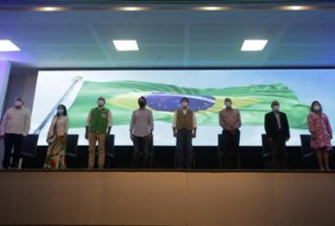 Prefeitos e parlamentares da base de Rui prestigiam evento de João Roma em Salvador | Adilton Venegeroles | Ag. A ATARDE