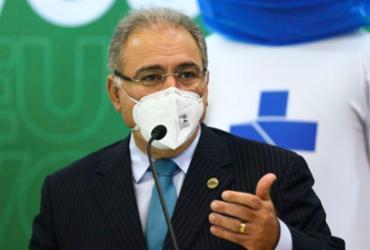 Ministro anuncia aquisição de 4,5 milhões de kits para intubação | Marcelo Camargo | Agência Brasil