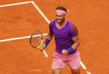 Nadal bate Djokovic e conquista o Masters 1000 de Roma pela 10ª vez | Reprodução
