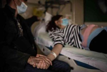 Número de óbitos de grávidas em 2021 já ultrapassa todo ano de 2020 | Martin Bureau | AFP