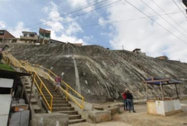 Obra de contenção de encosta é entregue em Boa Vista do Lobato | Carol Garcia | GOVBA