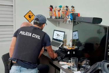 Polícia deflagra operação contra rede de pedofilia na Bahia, Distrito Federal e mais 17 estados | Reprodução
