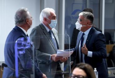 CPI da Covid é suspensa por 10 minutos após bate-boca entre Otto Alencar e Eduardo Girão | Divulgação