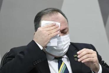 STF mantém quebra de sigilo telefônico de Pazuello e Ernesto Araújo | Jefferson Rudy | Agência Senado