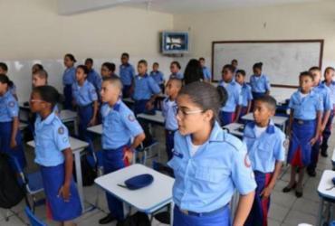 Polícia Militar da Bahia abre inscrições para colégios e creche | Divulgação