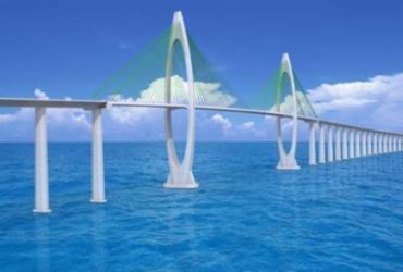 Governo e chineses se reúnem para debater obras da ponte Salvador-Itaparica | Divulgação