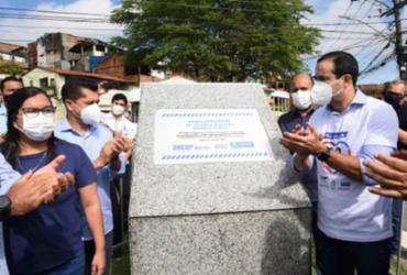 Prefeitura entrega última etapa de requalificação da Estrada Velha | Betto Jr | Secom PMS