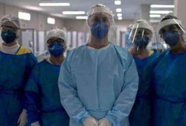 Profissionais promovem manifestações no Dia da Enfermagem | AFP