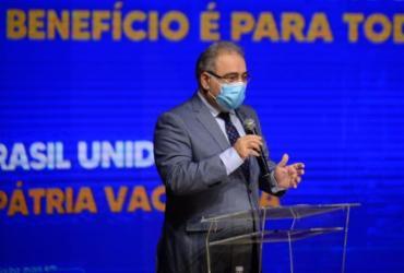 Queiroga diz que ministério estuda campanha de testagem contra covid | Marcello Casal Jr | Agência Brasil
