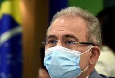 Queiroga diz que ministério não prevê mudança de estratégia quanto ao uso da Coronavac | Tony Winston | MS