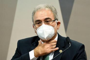 Brasil receberá doações de vacinas para atletas da Olimpíada, diz Queiroga | Jefferson Rudy | AFP