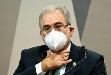 Queiroga diz que tratamento precoce não é decisivo e defende vacinação | Jefferson Rudy | AFP