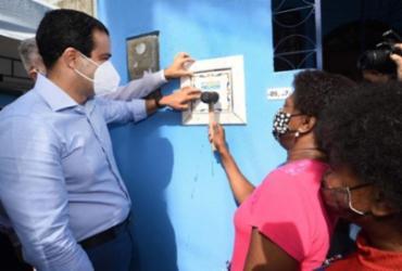 Prefeito autoriza reforma de 201 casas em Fazenda Coutos pelo Morar Melhor | Betto Jr. | Secom PMS