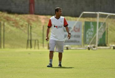 Rodrigo Chagas tem quase 20 desfalques para o jogo desta quarta-feira, 5 | Foto: Pietro Carpi | EC Vitória - Pietro Carpi | EC Vitória