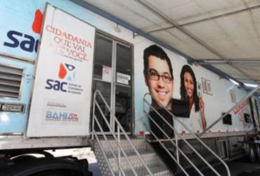 SAC Móvel permanece em Jacobina até a próxima terça-feira