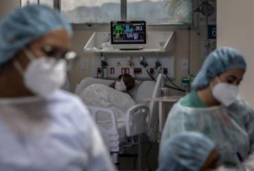 Bahia registra 92 mortes e 4.043 novos casos de Covid-19 em 24h | André Coelho | AFP