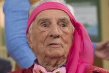 Aos 101 anos, Orlando Drummond, o Seu Peru, está internado em estado grave no RJ | Divulgação I GShow
